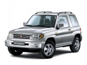 EVA коврики на Mitsubishi Pajero IO 1998 - 2007 (правый руль)