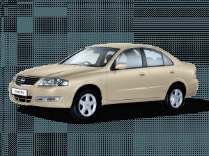 EVA коврики на Nissan Almera Classic (2006 - 2013)