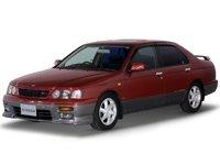 EVA коврики на Nissan Bluebird (U14, правый руль) 1996 - 2001