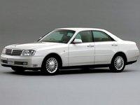 EVA коврики на Nissan Cedric X (Y34) 1999-2004