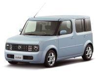 EVA коврики на Nissan Cube II (Z11) (правый руль) 2002 - 2008