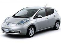 EVA коврики на Nissan Leaf I (ZE0/AZE0) 2010-2017 (правый руль)