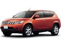EVA коврики на Nissan Murano (Z50) 2002 - 2008