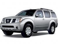 EVA коврики на Nissan Pathfinder (R51) 2004 - 2010