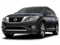 EVA коврики на Nissan Pathfinder (R52) 2014 - наст. время