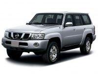 EVA коврики на Nissan Patrol (Y61) 1997 - 2010