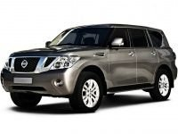 EVA коврики на Nissan Patrol (Y62) 5 мест 2010 - наст. время
