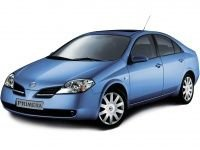 EVA коврики на Nissan Primera (P12) 2001 - 2008