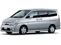 EVA коврики на Nissan Serena II (C24) 2000 - 2005 (правый руль)
