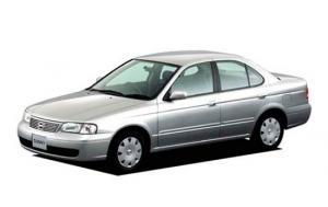 EVA коврики на Nissan Sunny B15 Седан 1998-2004