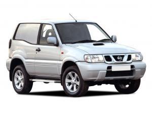 EVA коврики на Nissan Terrano II 1992 - 2006