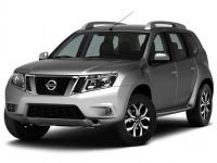 EVA коврики на Nissan Terrano III 2014 - наст. время (4WD)