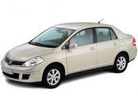 EVA коврики на Nissan Tiida (правый руль) 2004 - 2012
