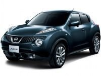 EVA коврики на Nissan Juke (2010-2014) 2WD