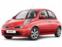 EVA коврики на Nissan Micra (K12) 2003 - 2010