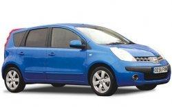 EVA коврики на Nissan Note I (правый руль) 2005 - 2014