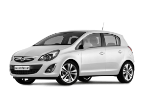 EVA коврики на Opel Corsa D 2006 - 2014