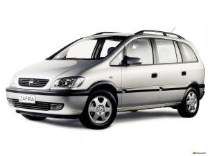 EVA коврики на Opel Meriva B 2010 - наст. время