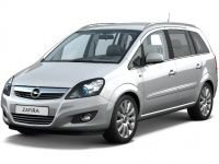 EVA коврики на Opel Meriva A 2002 - 2010