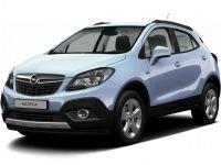 EVA коврики на Opel Mokka 2012 - наст. время