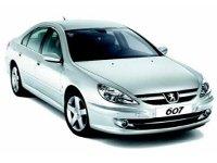 EVA коврики на Peugeot 607 2000 - 2010
