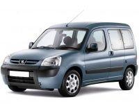 EVA коврики на Peugeot Partner I 1997 - 2008 (грузовой)
