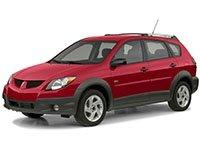 EVA коврики на Pontiac Vibe I 2002 - 2008