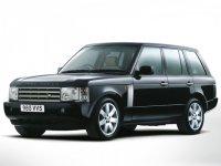 EVA коврики на Range Rover III 2001 - 2012