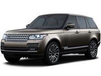 EVA коврики на Range Rover IV 2012 - 2017