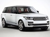 EVA коврики на Range Rover IV 2012 - н.в (long)