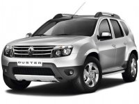 Renault Duster 2011 - 2015 AWD