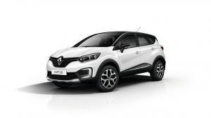 EVA коврики на Renault Kaptur 2016 - 2020