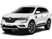 EVA коврики на Renault Koleos 2016 - н.в.
