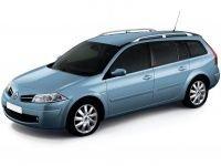 EVA коврики на Renault Megane II (универсал) 2003 - 2008