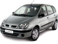 EVA коврики на Renault Scenic I 1996-2003
