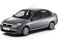 EVA коврики на Renault Symbol II 2008 - 2012