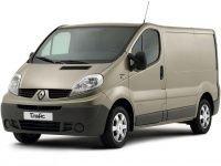 EVA коврики на Renault Trafic 2006-2014