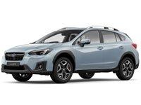 EVA коврики на Subaru XV 2011 - 2017