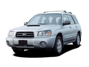 EVA коврики на Subaru Forester III (правый руль) 2008 - 2013