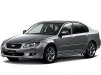 EVA коврики на Subaru Legacy IV (правый руль) 2003 - 2009