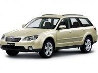 EVA коврики на Subaru Outback III (правый руль) 2003 - 2009