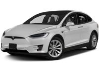 EVA коврики на Tesla Model X 2015- 2020 (7 мест)
