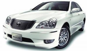EVA коврики на Toyota Crown Majesta IV (S180) 2004-2009