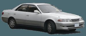 EVA коврики на Toyota Mark/Сhaser/Cresta (90, правый руль) 1992 - 1996г