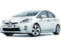 EVA коврики на Toyota Prius (NHW30) 2009 - 2015