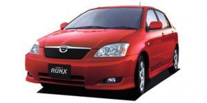 EVA коврики на Toyota Runx (правый руль) 2001 - 2006