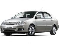 EVA коврики на Toyota Corolla (E120, E130) 2001 - 2006