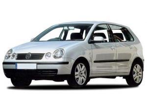 EVA коврики на Volkswagen Polo IV 2001 - 2009 (хетчбек)
