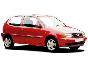 EVA коврики на Volkswagen Polo III 1994 - 2002