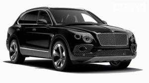 EVA коврики на Bentley Bentayga I 2015 - н.в